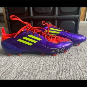 Adidas Rare Find! F50 cleats